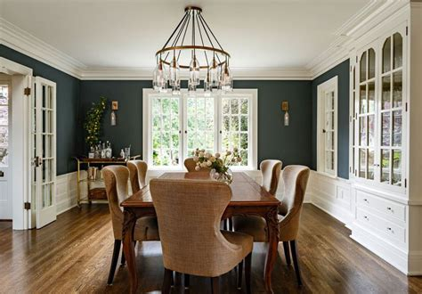 two tone dining room paint top 25 ideas about two toned walls on pinterest two tone