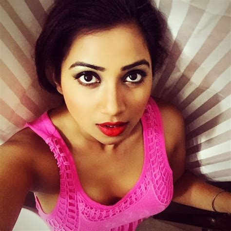 actress chandini instagram 12 hot selfies of shreya ghoshal from her facebook timeline