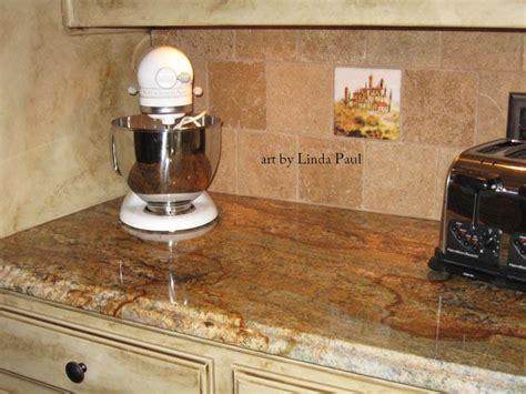 accent tiles for kitchen backsplash tuscan backsplash tile murals tuscany design kitchen tiles