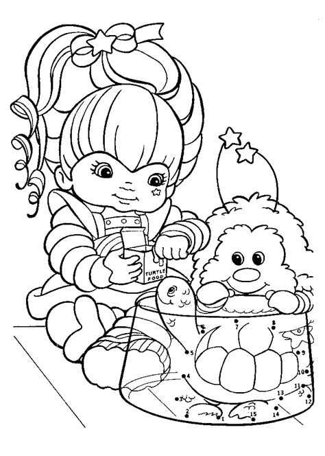 Rainbow Bright Coloring Pages Image Rainbow Bright Coloring Pages Download by Rainbow Bright Coloring Pages