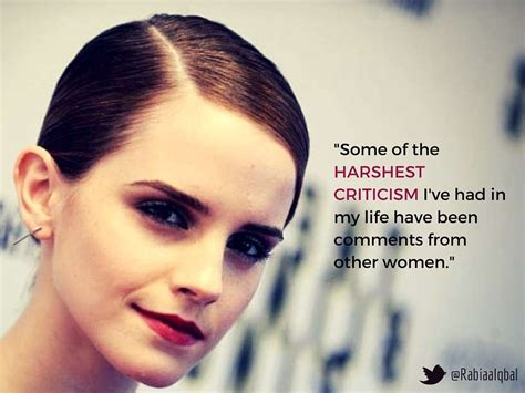 emma watson quotes feminism quot some of the harshest criticism