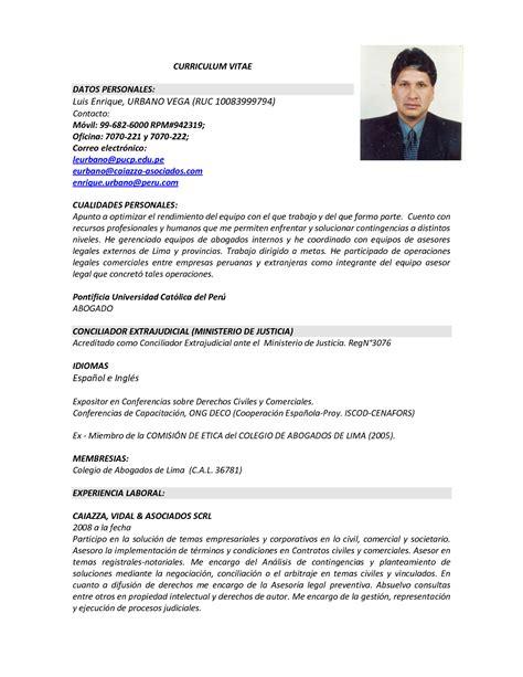 Modelos De Curriculum De Abogados En Taringa De Portugues Modelo Curriculum Vitae En Espanol Y Proyectos Que Debo Intentar