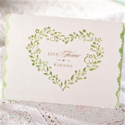 printable wedding invitations wholesale new laser cut hollow heart shaped wedding invitations