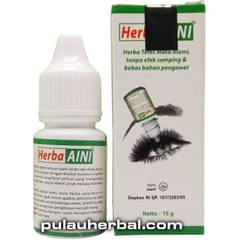 Obat Tetes Mata obat herbal herbaeye obat tetes mata herbal untuk mata