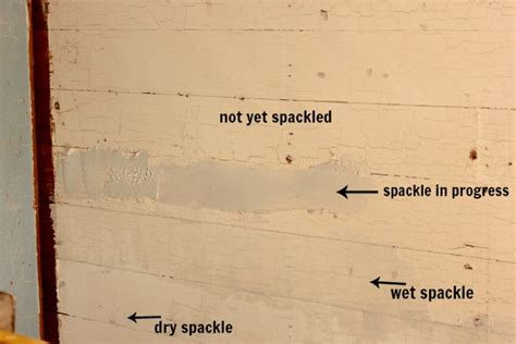 how to paint over cracked paint