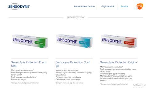 Odol Sensodyne Multi Untuk Gigi Sensitif Pasta Gigi Sensodain tips selalu segar selama berpuasa berbagi senyuman bersama sensodyne