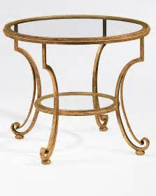 Wrought Iron Table Ls Wrought Iron Side Table