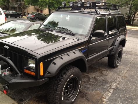 Jeep Cherokee Off Road Custom Google Search Cherokee