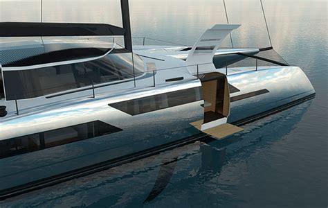 excess catamaran daedalus d80 is a smart ocean supercat capable of low