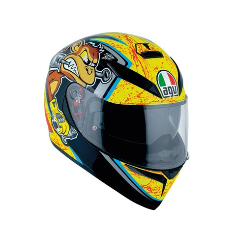 Helm Agv K3 Sv Bulega agv k3 sv bulega crash helmet