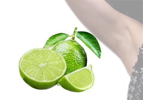 Pemutih Alami Untuk Ketiak cara memutihkan kulit ketiak dengan jeruk nipis