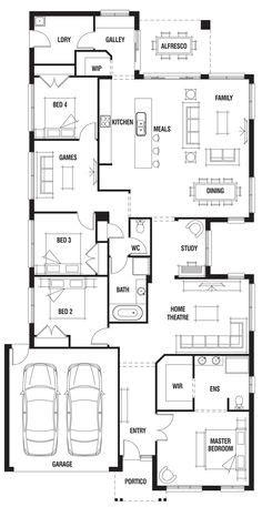 Best Product Description Of Narrow Block House Designs I House Plans On Flat Flat