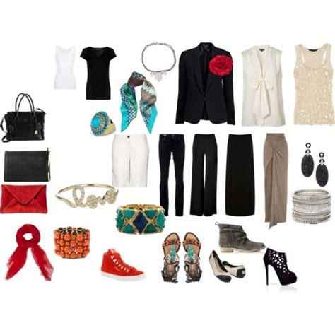 Travel Wardrobe by Marsha Harris Splenderosa Travel Wardrobe