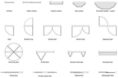 Basic Floor Plans Solution   ConceptDraw.com