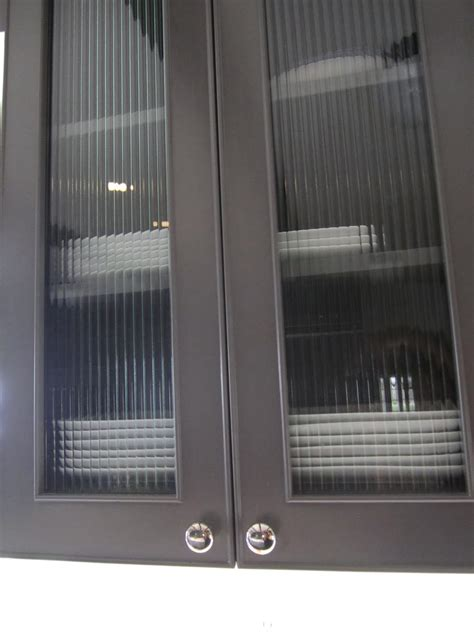Reeded Glass Door Cococozy Exclusive Kitchen Couture An California Classic Cococozy