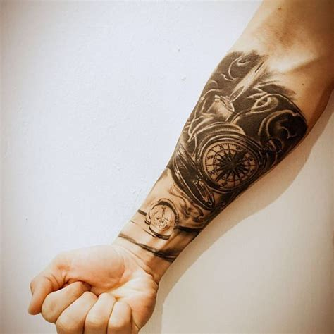 23 forearm sleeve tattoo designs ideas design trends