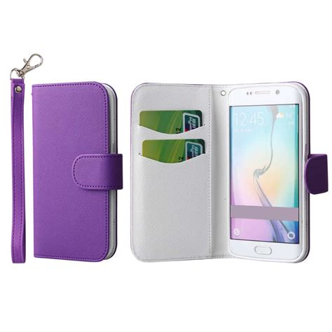 Card Phone S6 by For Samsung Galaxy S6 Edge Phone Wallet Credit Card