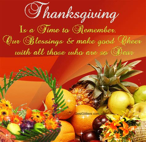 happy thanksgiving gifs free thanksgiving glitters images desiglitters com