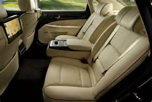what does reclined mean the hyundai equus ultimate is a stately rebel of the