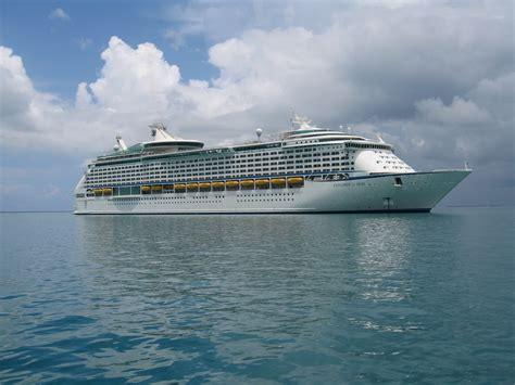 royal caribbean two royal caribbean cruise ships set for memorable meet in