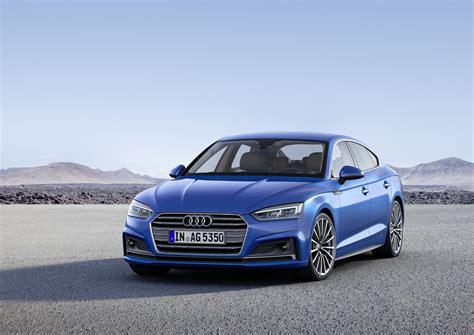 Audi A4 Sportback by Audi A4 Avant And A5 Sportback G Launched Also Run