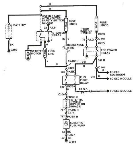 Service Manual How Test Fuel Pump Relay On A 1985 Buick