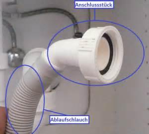 Syphon Mit Waschmaschinenanschluss 856 by Sp 252 Lmaschine Anschlie 223 En Wie Die Profis