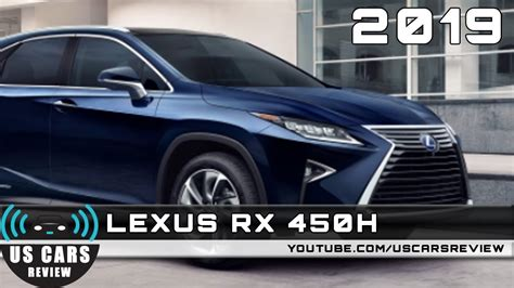 lexus rx 450h review 2019 lexus rx 450h review