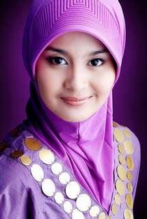kumpulan gambar cewek cantik berjilbab islami foto