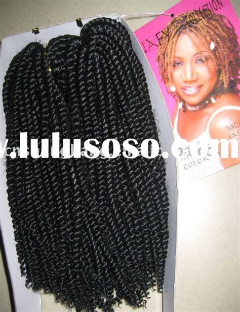 afro ez twist synthetic hair kinky synthetic hair kinky manufacturers
