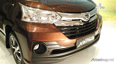 Lu Depan Avanza New impression review daihatsu great new xenia r sporty