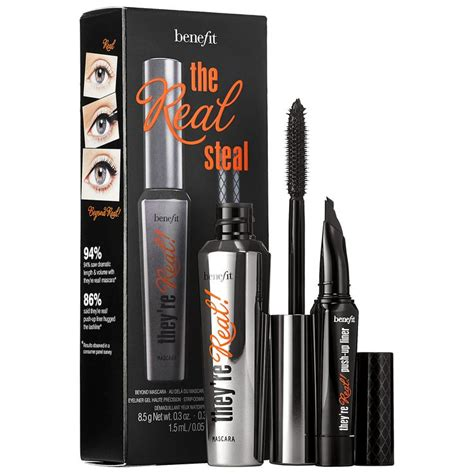 Benefit Mascara They Real Sle Size the real benefit cosmetics sephora wish list