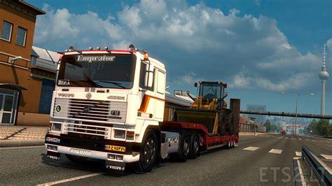 volvo truck series volvo f series f12 f16 ets 2 mods