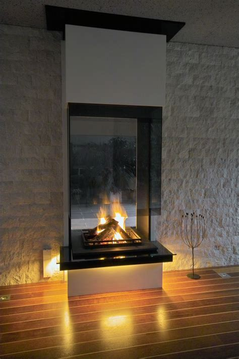 Tunnel Fireplace by Sided Fireplaces See Through Fireplaces Tunnel