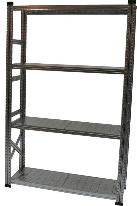 metalsistem standalone heavy duty basic shelving system
