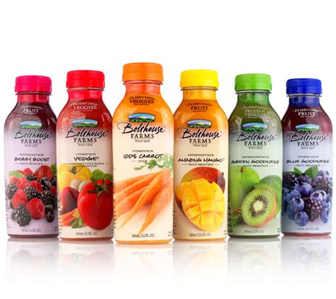 Bolt House gluten free bumble bee arthur s smoothies and bolthouse farms