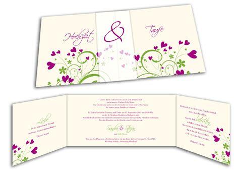 Hochzeit Und Taufe Einladung by Spezielle Einladungskarten F 252 R Eine Hochzeit Mit Taufe
