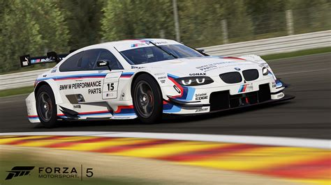 foto design racing 2013 bmw m performance m3 racing car released in forza