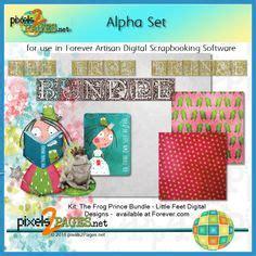 scrapbook layout program 1000 images about pixels2pages alphasets for artisan