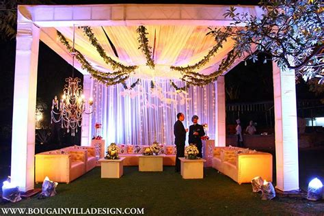 5 marriage garden decoration ideas for outdoor weddings
