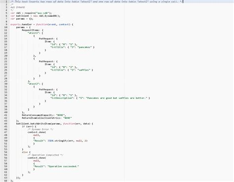 node js dynamodb tutorial project node js lambda dynamodb tutorial on how to get