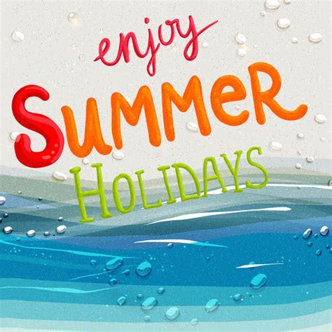 Enjoy Summer enjoy summer background free vector in adobe