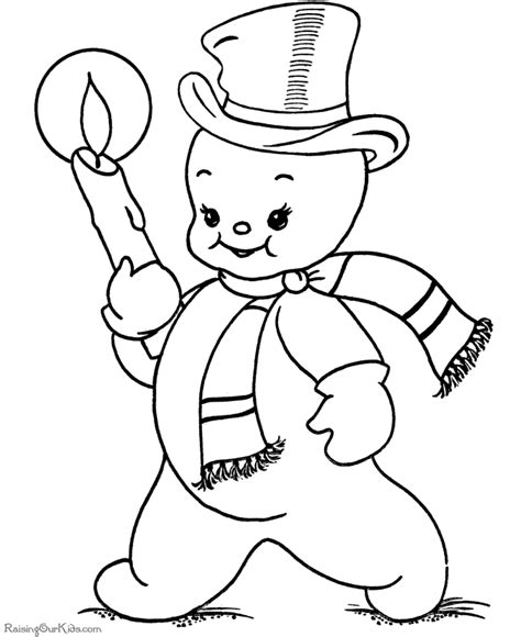 frosty the snowman coloring page pdf frosty the snowman pictures to color coloring home