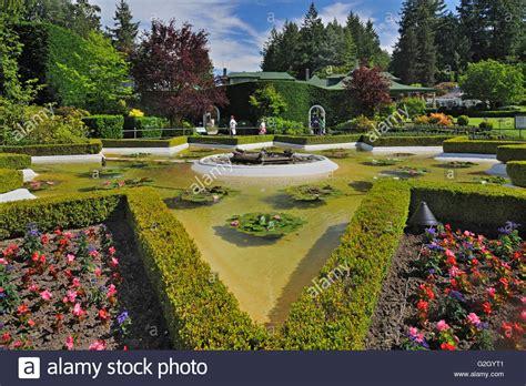 world famous gardens world famous butchart gardens victoria british columbia
