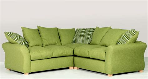 green fabric sofa green corner sofa expo left hand corner sofa le green my
