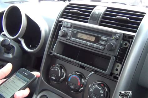 honda element 2003 radio code bluetooth and iphone ipod aux kits for honda element 2003