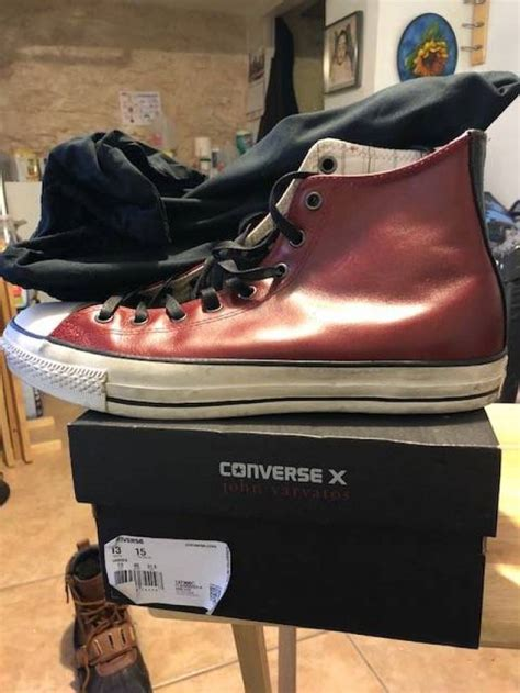 Jual Converse Varvatos Edition On Sale converse varvatos edition kixify marketplace