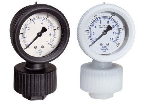 Pressure Kecil Diaphragm Seal Pressure Foto Gambar