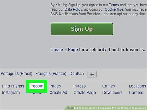 Search For On Without Signing Up How To Look At A Profile Without Signing Up 11 Steps