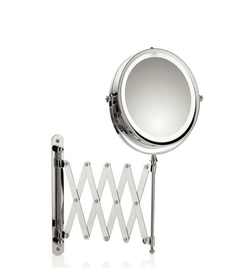 Miroir Grossissant Led Mural by Miroir Grossissant Mural Lumineux Led X5 Rond Val 233 Rie
